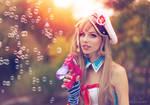 Sailor Kotori - Bubble Gun