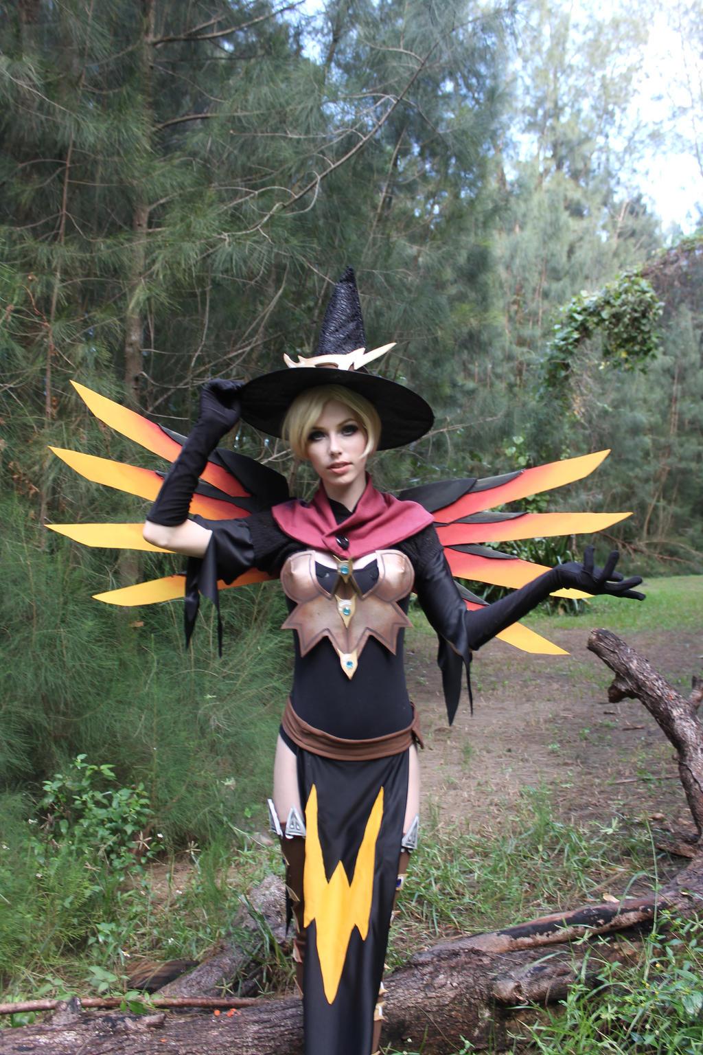 Witch Mercy - Spells by MeganCoffey on DeviantArt