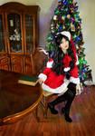 Rin Tohsaka - Happy Holidays
