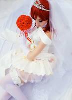 Bride Maki by MeganCoffey