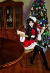 Rin Tohsaka - Happy Holidays III