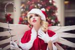 Christmas Mercy Portrait