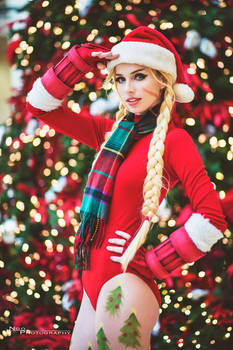 Christmas Cammy - Ready to Fight II