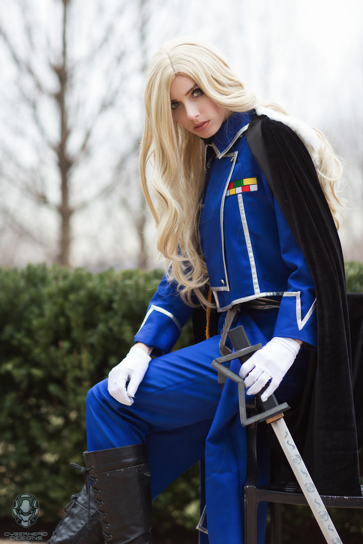 Olivier Mira Armstrong by MeganCoffey