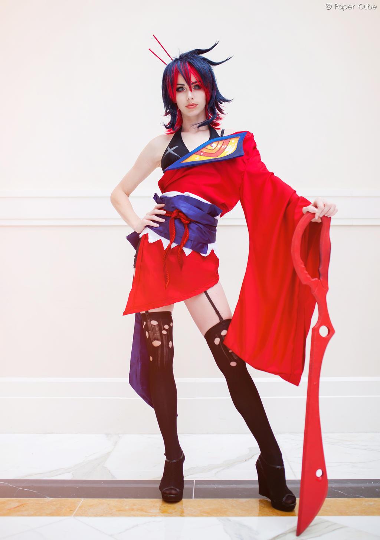 Katsucon - Ryuko IV by MeganCoffey