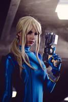 Zero Suit Samus IV by MeganCoffey