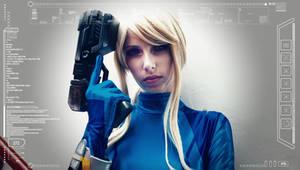 Zero Suit Samus XII by MeganCoffey