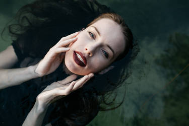 Water XII by MeganCoffey
