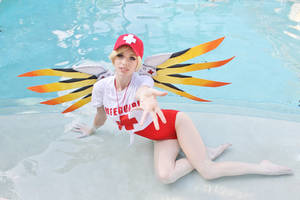 Lifeguard Mercy XV by MeganCoffey