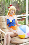 Pool Party Sailor Venus II