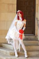 Wedding Day Maki by MeganCoffey