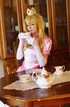 Princess Peach - Tea Time II