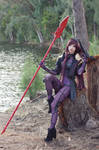 Scathach - Forest II