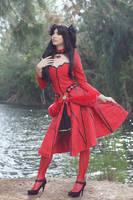 FGO - Formal Craft Rin IV by MeganCoffey