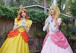 Princess Daisy and Peach III