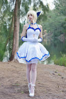 Arturia - Saber Lily by MeganCoffey