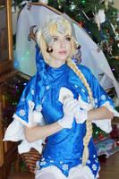 Christmas Ruler II by MeganCoffey
