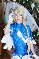Christmas Ruler V by MeganCoffey