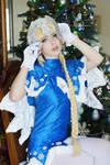 Christmas Ruler VIII