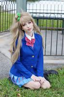 Kotori - Uniform V by MeganCoffey