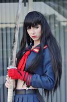 Satsuki Kiryuin VI by MeganCoffey