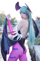 Morrigan XIII by MeganCoffey