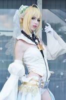 Bride Nero II by MeganCoffey