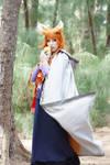 Wolf Goddess XVIII