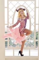Popstar Ahri - Gazebo by MeganCoffey