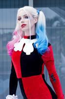 Harley Quinn III by MeganCoffey