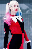 Harley Quinn IV by MeganCoffey