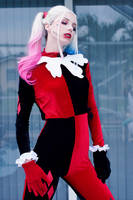 Harley Quinn VII by MeganCoffey