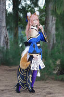Tamamo No Mae II by MeganCoffey