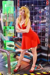 Arcade Panty III by MeganCoffey