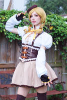 Mami Tomoe VI by MeganCoffey