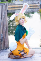 Carrot - OP by MeganCoffey