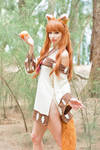 Spice and Wolf - Holo IV