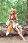 Spice and Wolf - Holo V