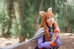 Spice and Wolf - Holo XXXXIV