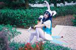 Bunny Lucina - Garden II
