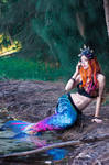 Rainbow Mermaid IV