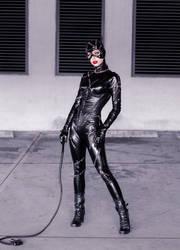 Catwoman by MeganCoffey
