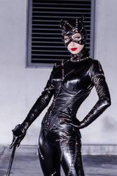 Catwoman II by MeganCoffey