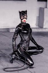 Catwoman XIV by MeganCoffey