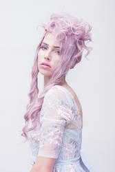 Marie Antoinette II by MeganCoffey