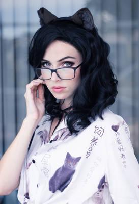Glasses Kitty
