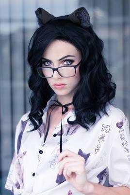 Glasses Kitty IV
