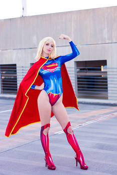 New 52 Supergirl XVIII