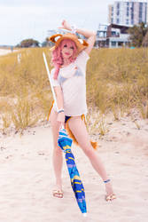 Beach Tamamo X
