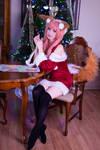 Christmas Tamamo II